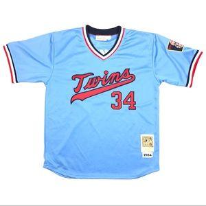 ❌SOLD❌ 1984 Twins Mitchell & Ness Jersey 48 XL